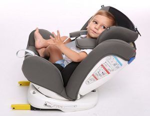 Star Ibaby Isofix a contramarcha